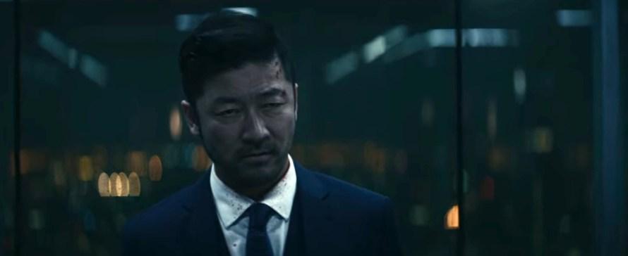 Kate Cast on Netflix - Tadanobu Asano as Renji