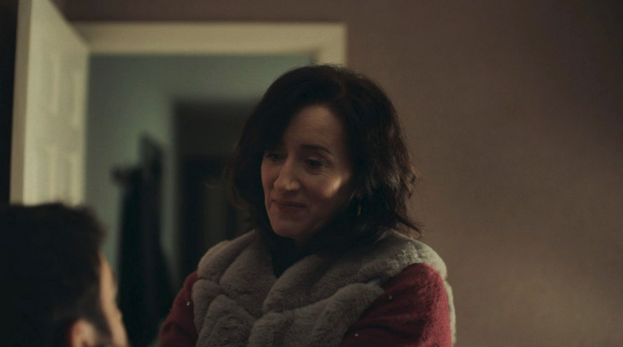 """Kin Cast on AMC+ - Maria Doyle Kennedy as Bridget """"Birdy"""" Goggins"""