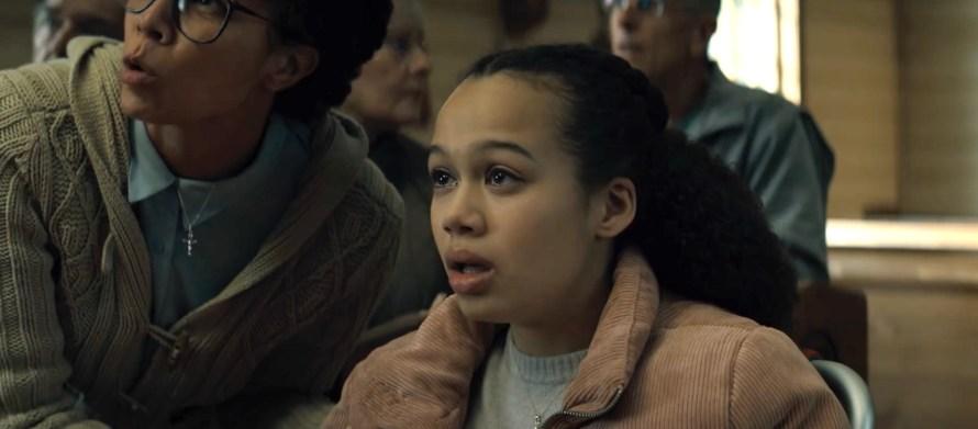 Midnight Mass Cast on Netflix - Annarah Cymone as Leeza