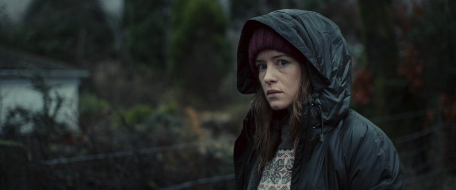 My Son Cast - Claire Foy as Joan Richmond