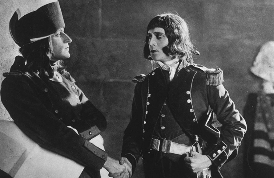 Netflix - Napoleon Movie Restoration