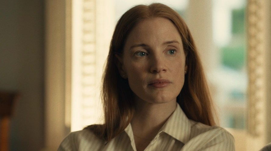 Scenes from a Marriage Cast on HBO - Jessica Chastain as Mira
