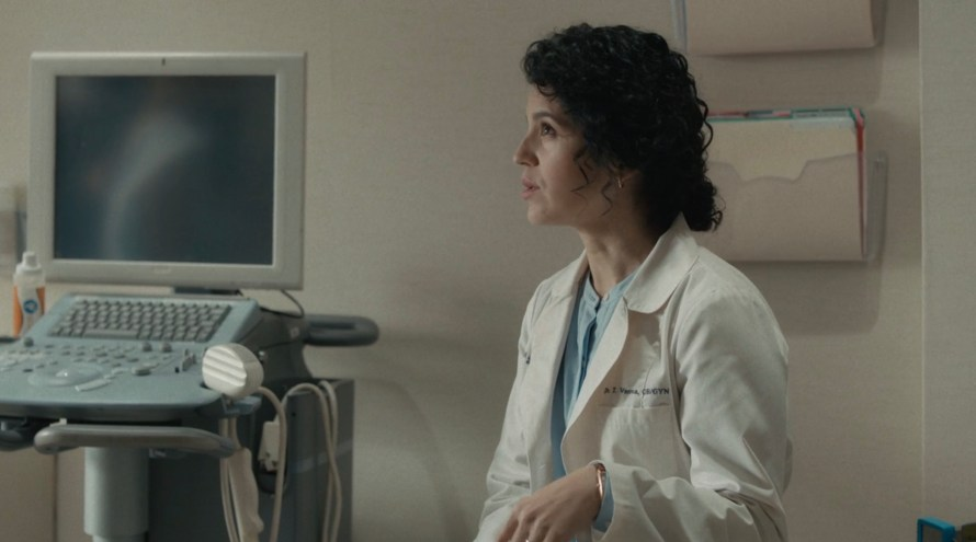 Scenes from a Marriage Cast on HBO - Shirley Rumierk as Dr. Varona