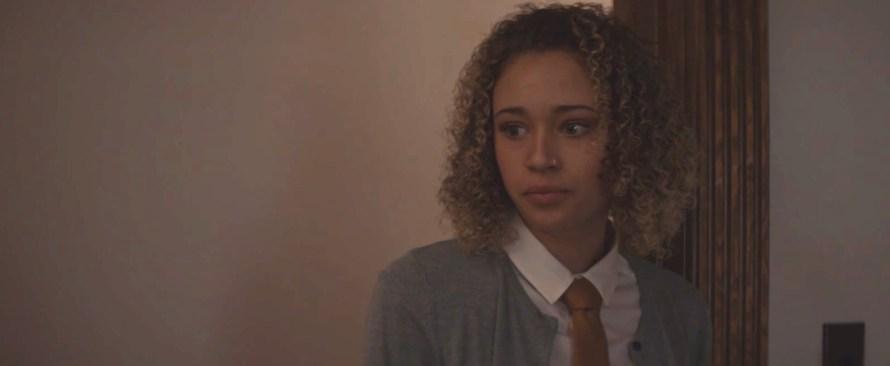 Seance Cast on Shudder - Ella-Rae Smith as Helina
