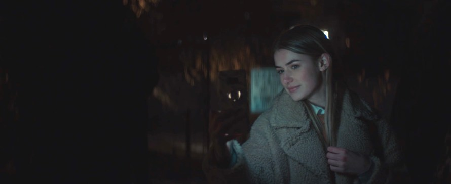 Seance Cast on Shudder - Jade Michael as Lenora