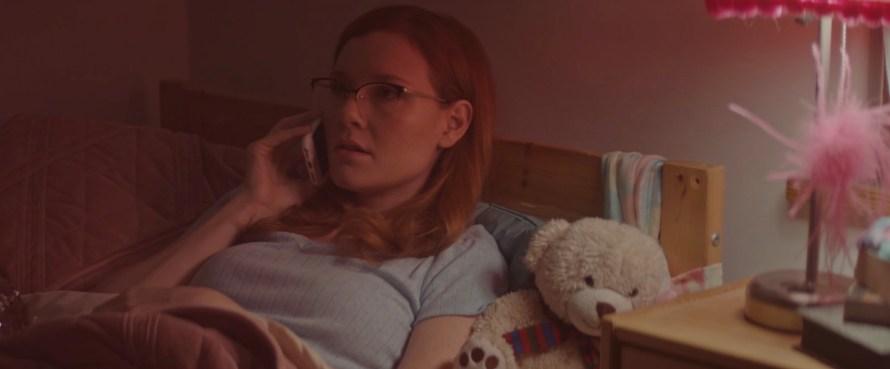 Seance Cast on Shudder - Madisen Beaty as Bethany