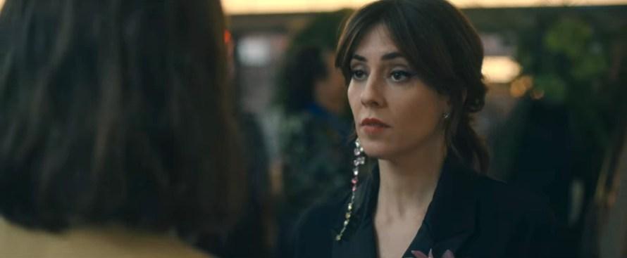 Sounds Like Love Cast - Eva Ugarte as Raquel
