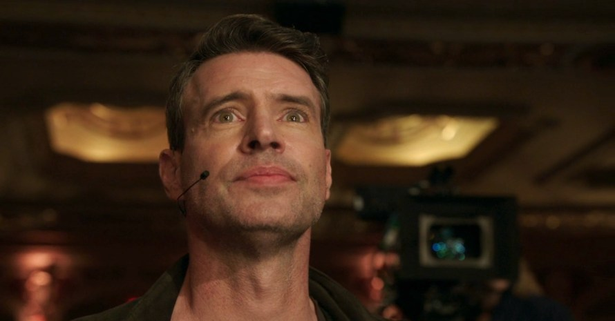 The Big Leap Cast - Scott Foley as Nick Blackburn
