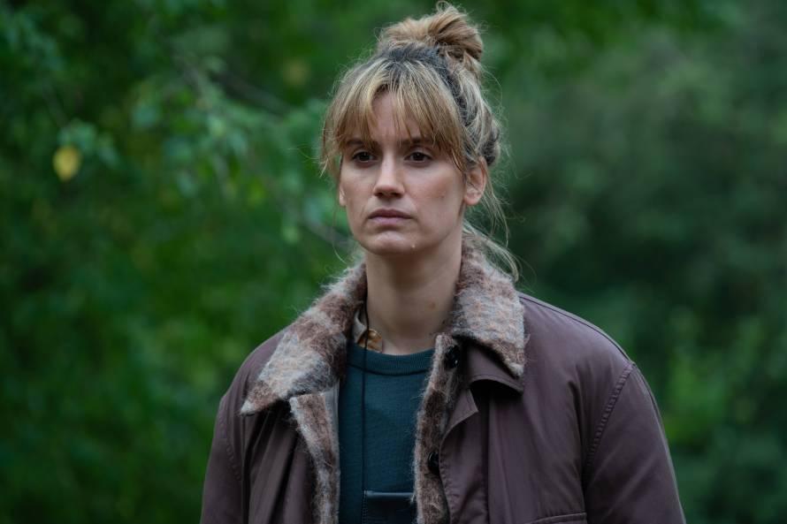 The Chestnut Man Cast - Danica Curcic as Naia Thulin