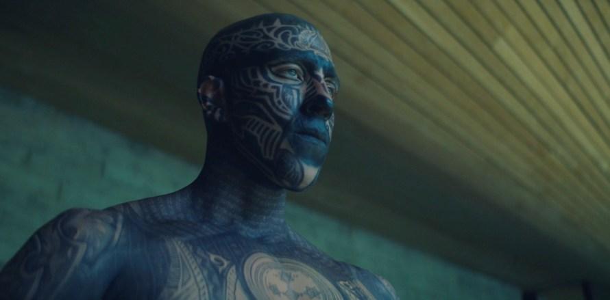 The Lost Symbol Cast - Beau Knapp as Mal'akh
