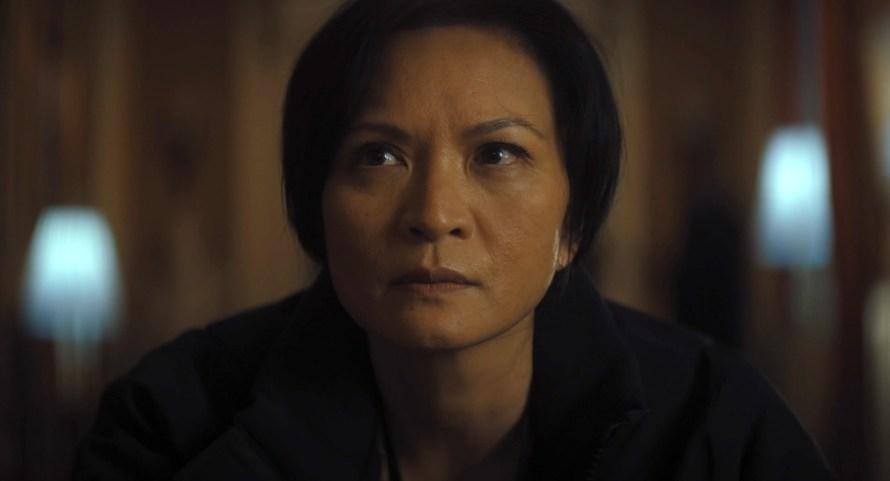 The Lost Symbol Cast - Sumalee Montano as Inoue Sato