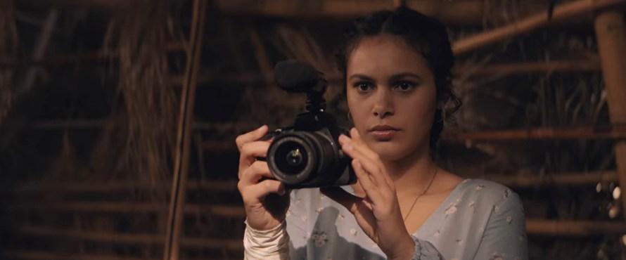The Old Ways Cast - Andrea Cortés as Miranda