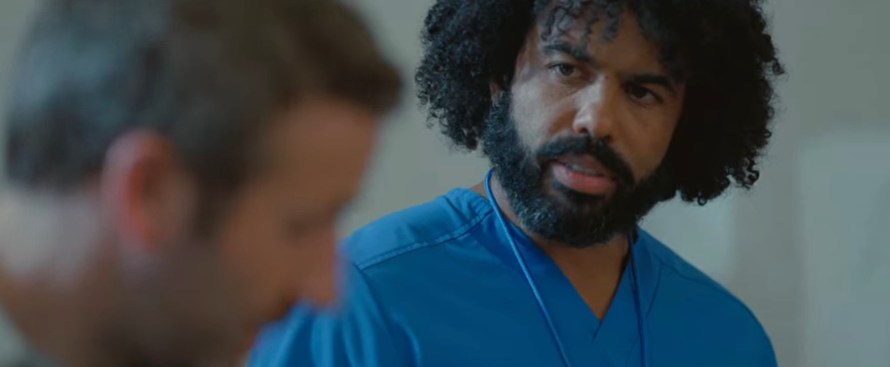 The Starling Cast - Daveed Diggs as Ben