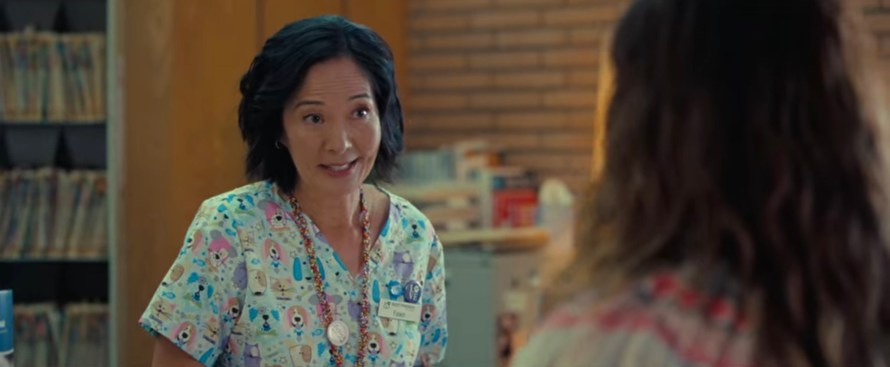 The Starling Cast - Rosalind Chao as Fawn