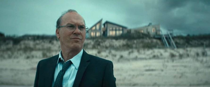 Worth Cast on Netflix - Michael Keaton as Kenneth Feinberg