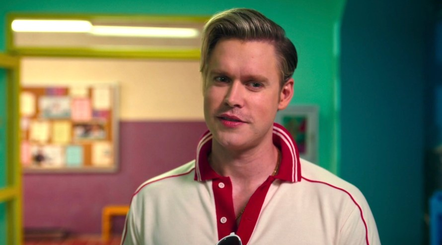 Acapulco Cast - Chord Overstreet as Chad