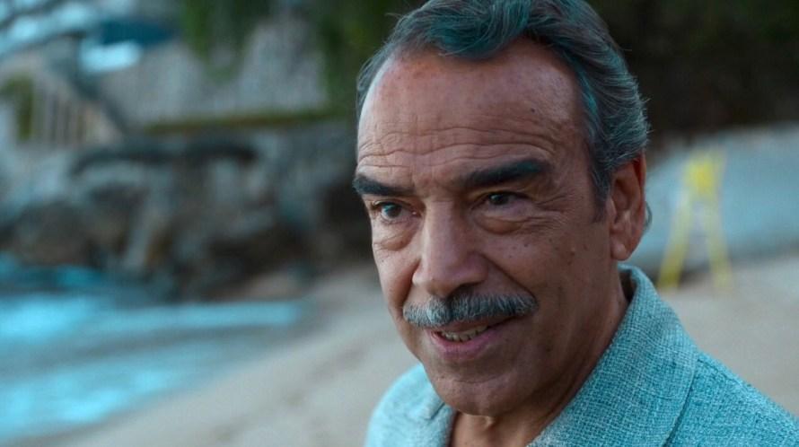 Acapulco Cast - Damián Alcázar as Don Pablo Bonilla