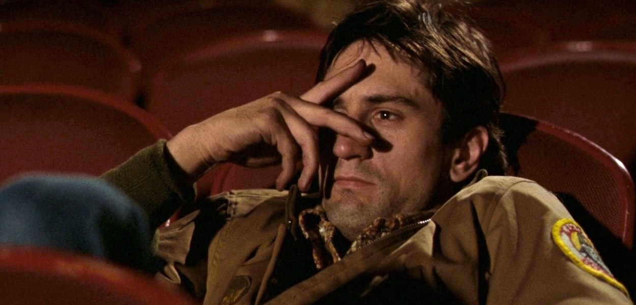 Anthony Strand Interview - Taxi Driver