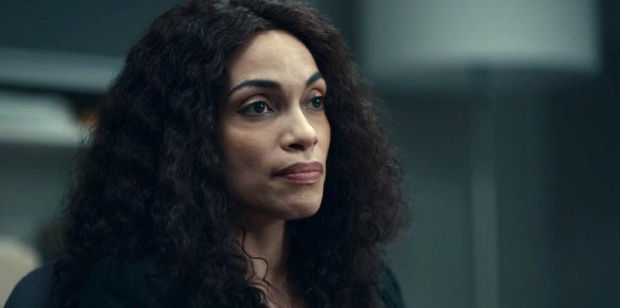 Dopesick Cast - Rosario Dawson as Bridget Meyer