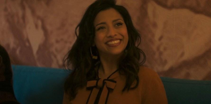 Guilty Party Cast - Tiya Sircar as Fiona