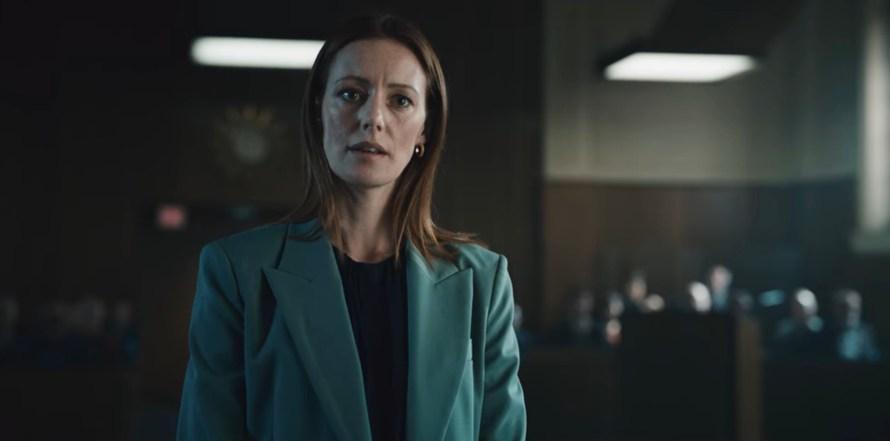 The Billion Dollar Code Cast - Lavinia Wilson as Lea Hauswirth