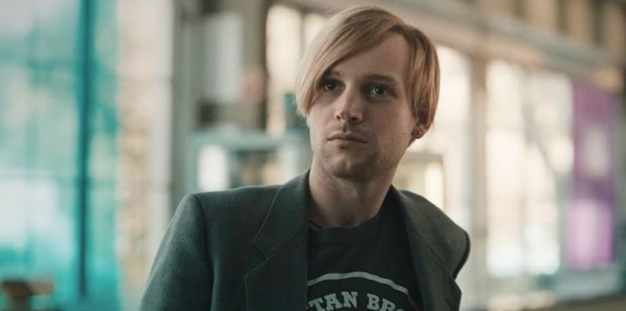 The Billion Dollar Code Cast - The Billion Dollar Code Cast: Leonard Schleicher as Young Carsten Schlüter