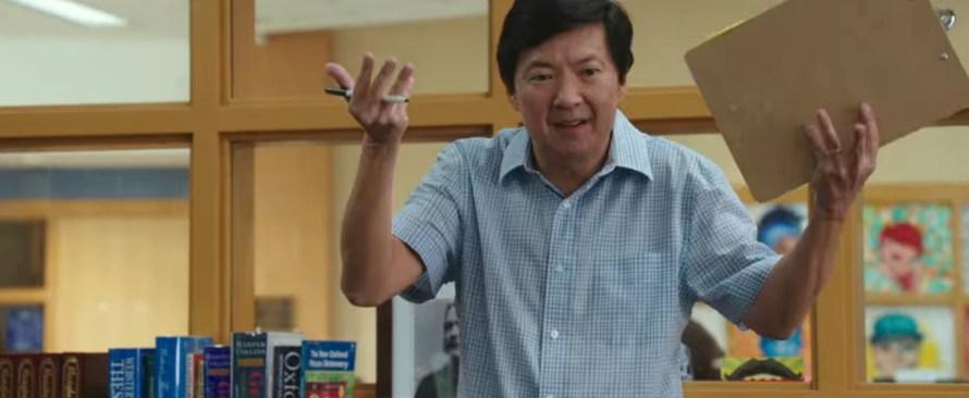 The DUFF Cast - Ken Jeong as Mr. Arthur