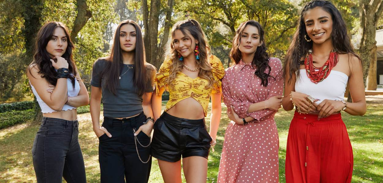 The Five Juanas Cast on Netflix - Every Performer and Character in the Netflix Series