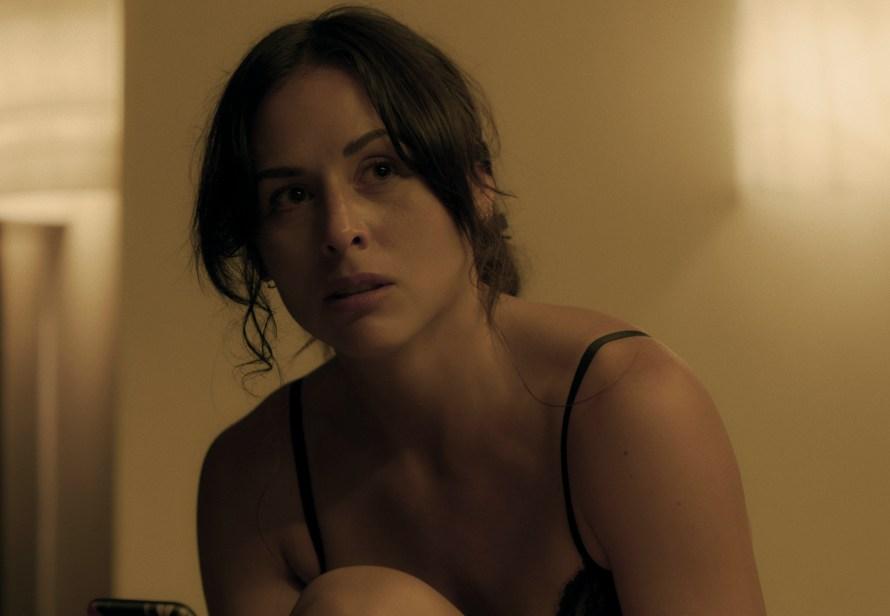 The Five Juanas Cast - Zuria Vega as Juana Manuela