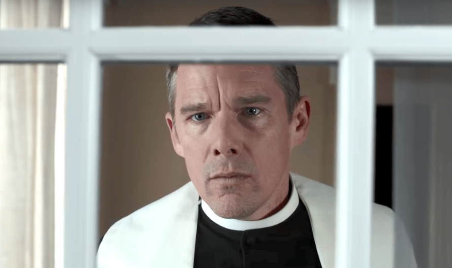 The Guilty Cast - Ethan Hawke as Bill Miller