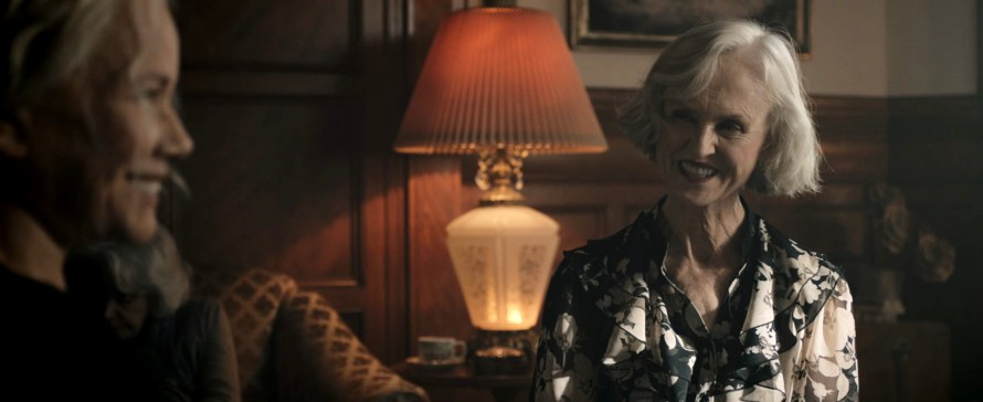 The Manor Cast - Jill Larson as Trish