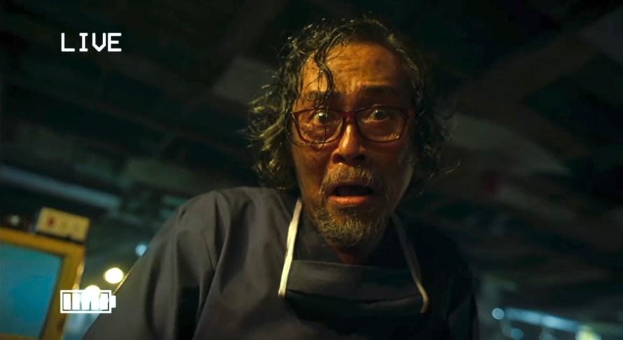 "V/H/S/94 Cast - Budi Ross as James ""The Creator"" Suhendra"