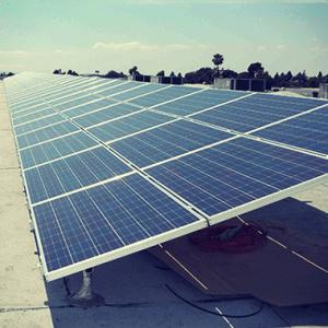Commercial Solar in Garden Grove, CA