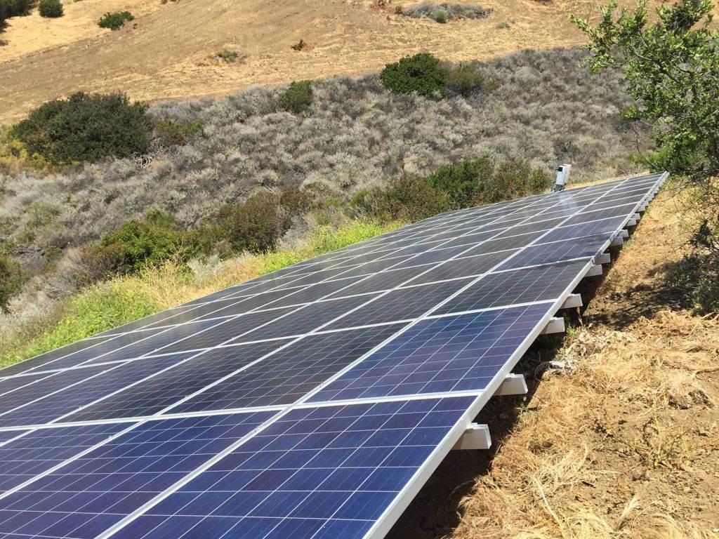 residential solar in malibu ca