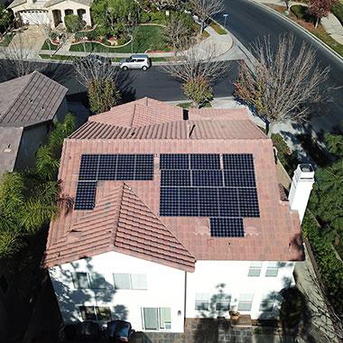 Residential Solar in Fullerton, CA – 6.1 kW