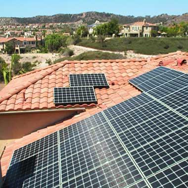 Residential Solar in San Clemente CA