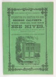 George Calvert's Bee Hives