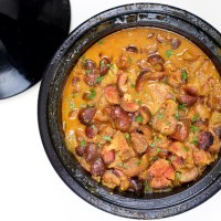 Chicken and Fig Tagine
