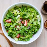 Heather's Strawberry Salad