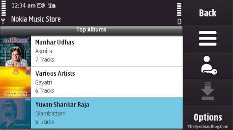 Nokia Music Store India