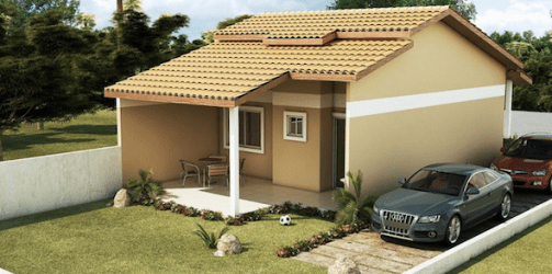simples casa fachada casas varanda fachadas pequenas pequena modernas modelos imagens uma projeto garagem material construtor geral alvenaria telhados madeira