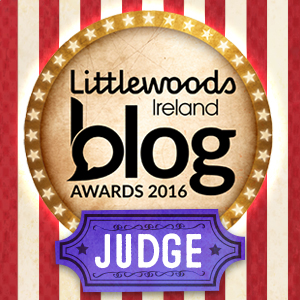 Littlewoods Ireland Blogs Awards 2016 Judge