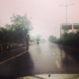 weekly photo challenge: Delhi rains