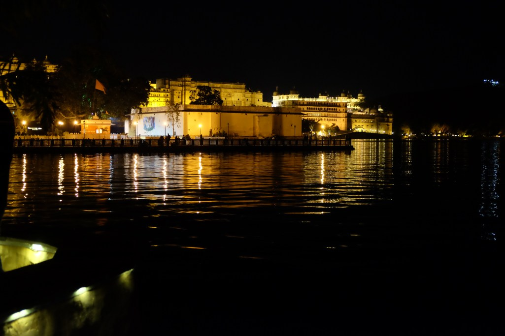 A view from Rasleel, Udaipur