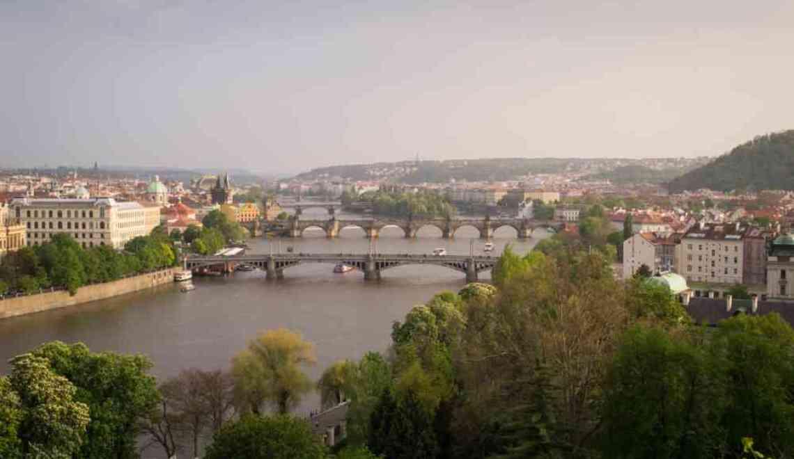 Un week-end vert à Prague – Jour 1