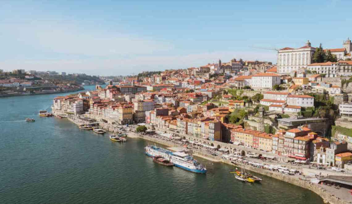 Une semaine au Portugal – Porto