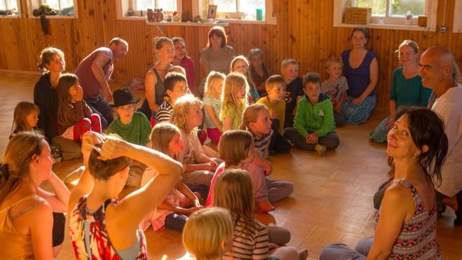 Gaia Kooli suvepäevad 2015 Mõisamaal