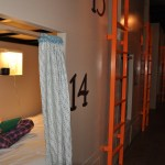 Private Hostel Bunks