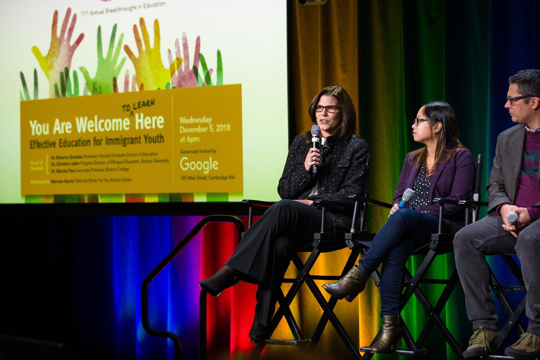 Breakthrough Greater Boston at Google Cambridge
