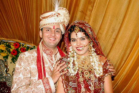 Indian arranged marriage